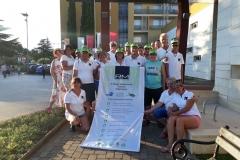 A Horvát utazási verseny győztesei